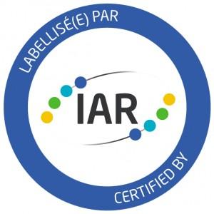 Label_IAR_bleu