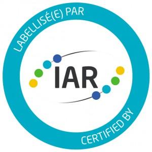 Label_IAR_turquoise